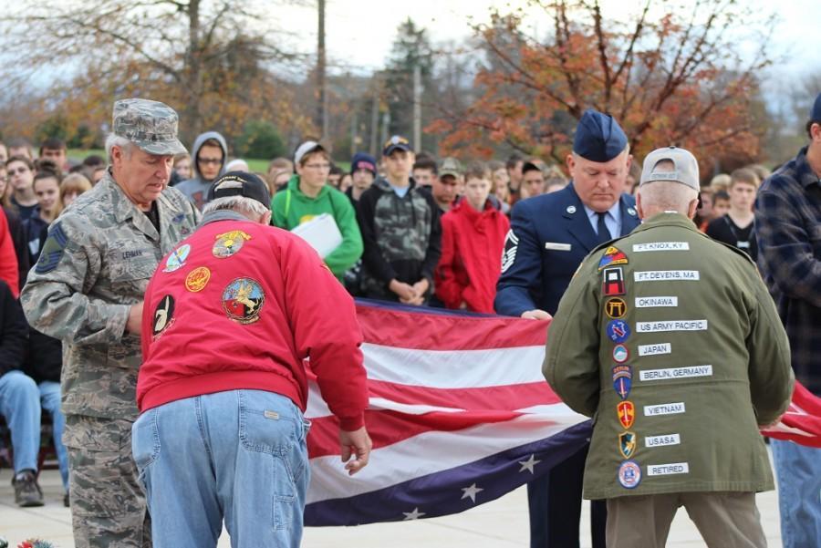 Big Spring honors hometown heroes