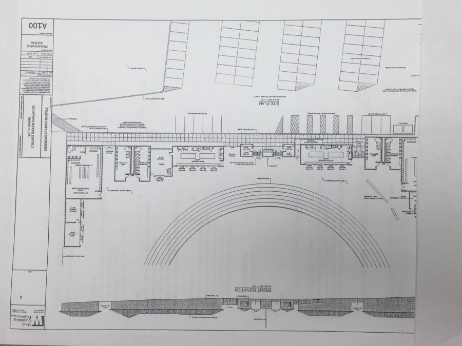 Bulldog stadium gets an upgrade
