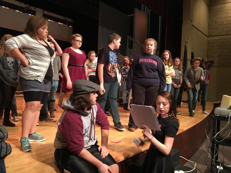 """""""Sweeney Todd"""" takes the stage at Big Spring"""