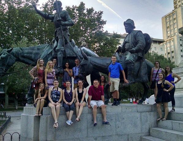 Spanish teachers prepare for trip to Spain