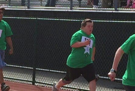 Students compete in Special Olympics