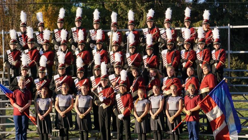 Marching Bulldogs compete in championships
