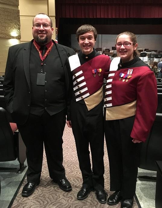 Underclassmen band members continue to impress