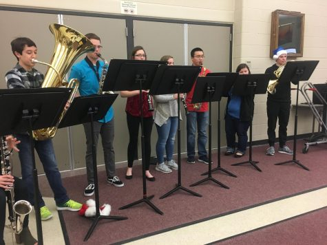 Sing Sing Sing: new jazz band takes a swing