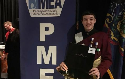 Senior to attend PMEA All-State Band Concert