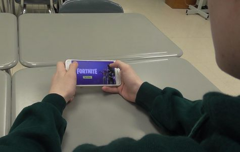 Fortnite craze hits hallways of Big Spring