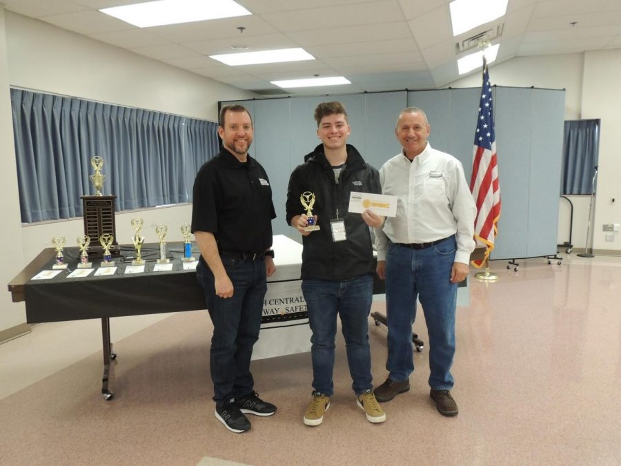 Students compete in Safe Driving Competition