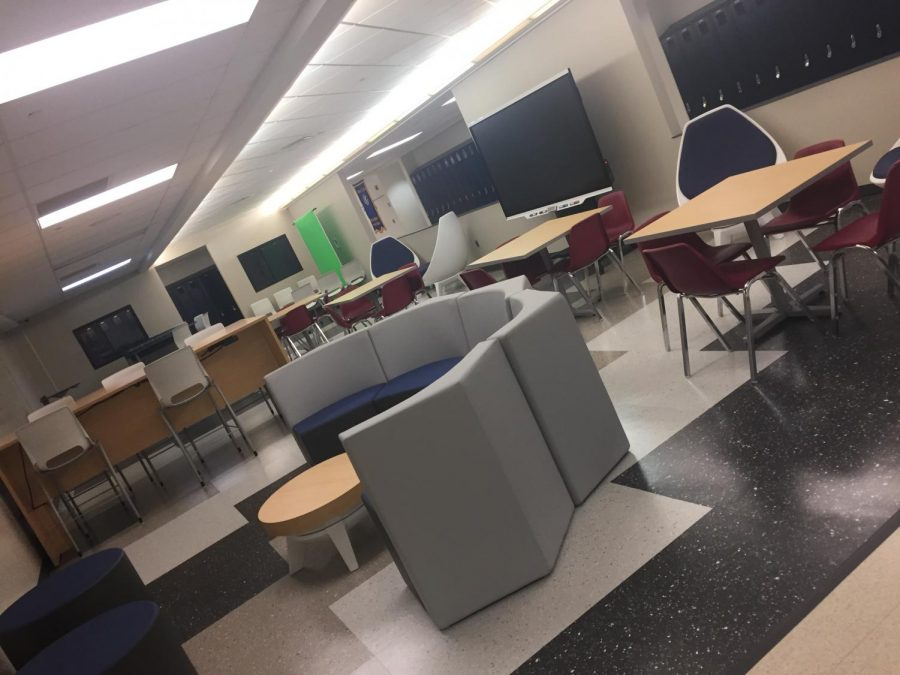 Innovation lab inspires learning