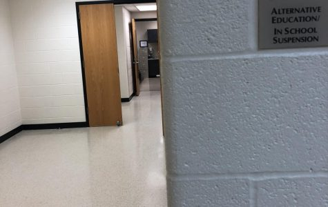 The ISS room is located on the second floor near the math classrooms. In the past few years, a declining number of students have visited the ISS room to serve for their actions.