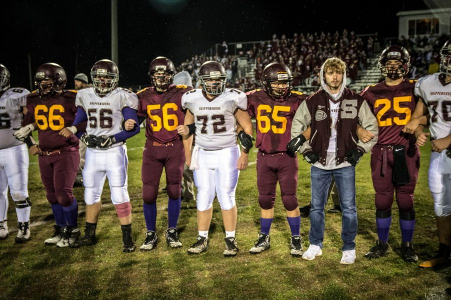 Bulldogs comes together with rival to support one another