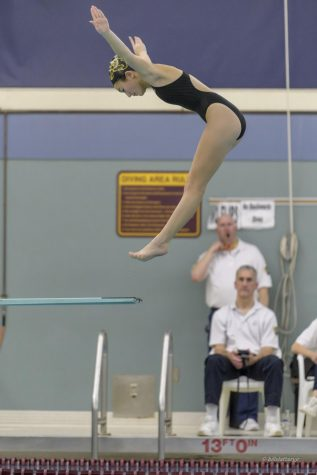 Bulldog divers find success at Mid-Penn's