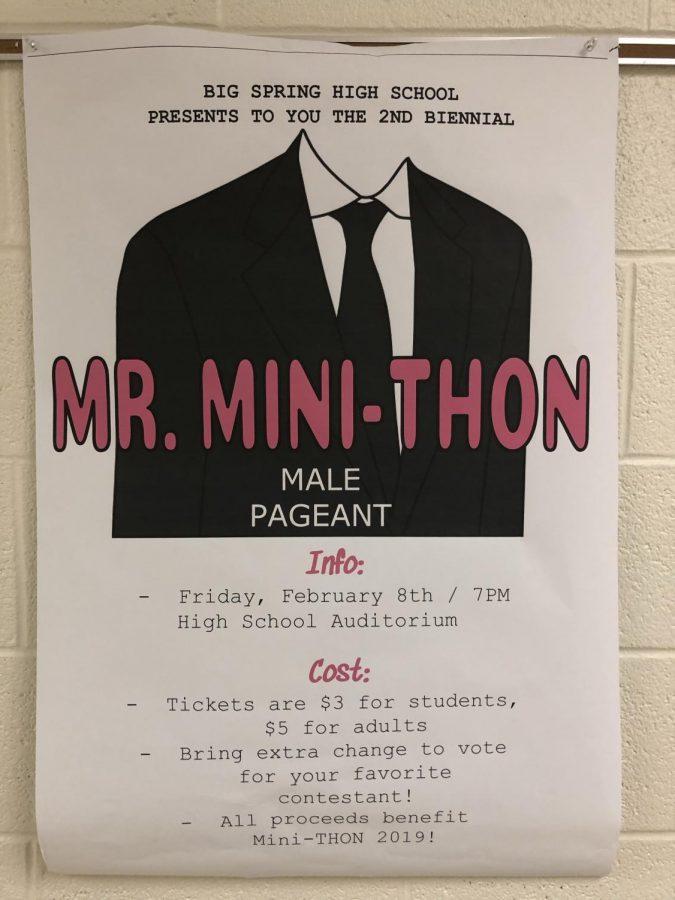 Boys steal spotlight at Mr. Mini-THON