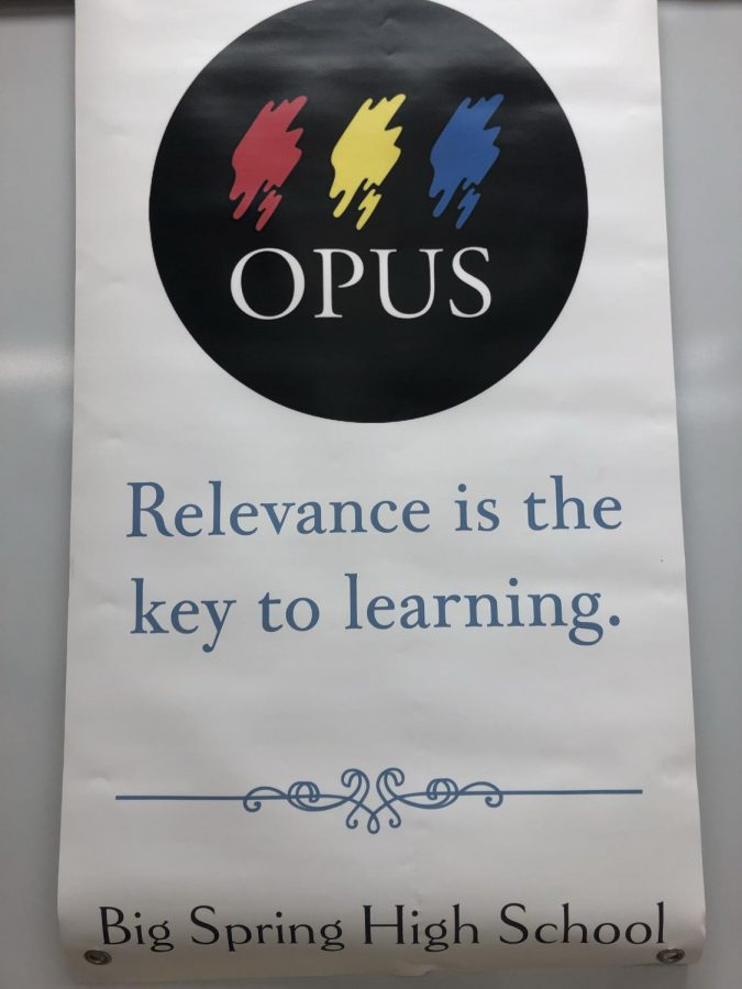 OPUS offers new take on English