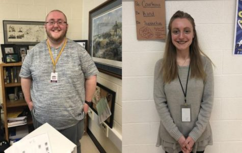 Student teachers take next steps toward career
