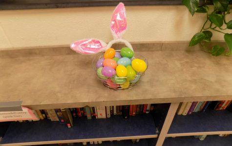 Annual Easter egg hunt underway this weekend