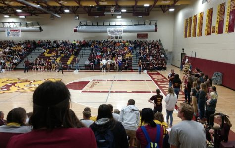 Pep rallies need revisited