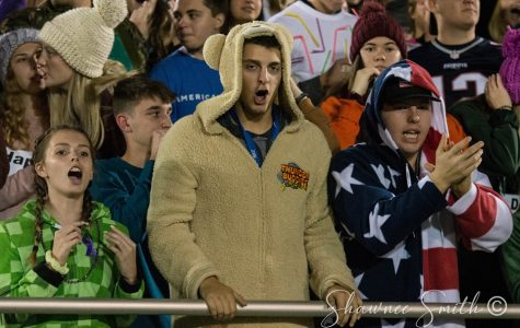 Students need to show respect at sporting events