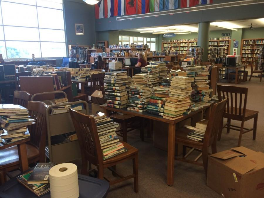 Café brings changes to BSHS Library