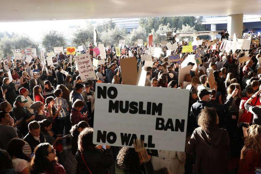 Immigration ban hits home for students