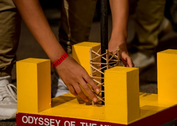 Students explore realm of learning based competitions