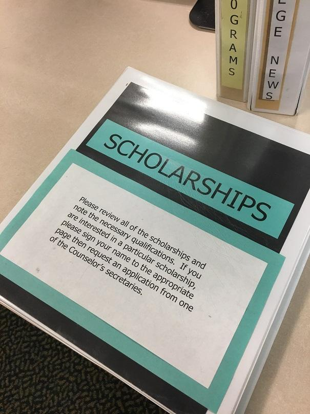 Scholarships now available for seniors