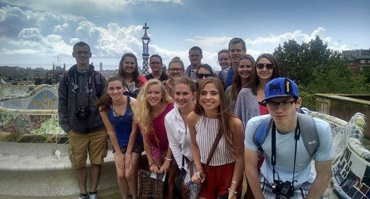 High school students take flight to new countries