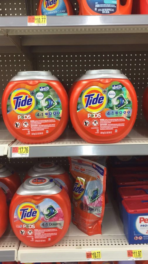 Tide Pod consumption has become a new dangerous trend around the country.
