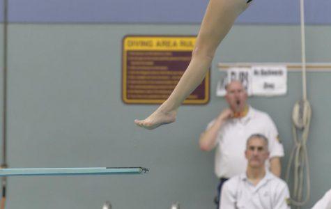 Bulldog divers find success at Mid-Penn's