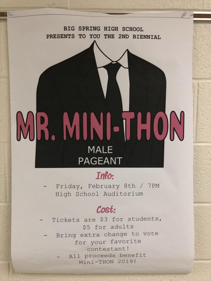 Boys steal spotlight at Mr. Mini-THON