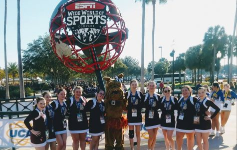 Cheer Squad knocks competition out of the Disney Parks