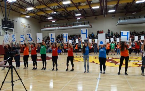 Students pumped for biannual Mini-THON events