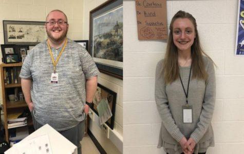 Student teachers take next steps toward career