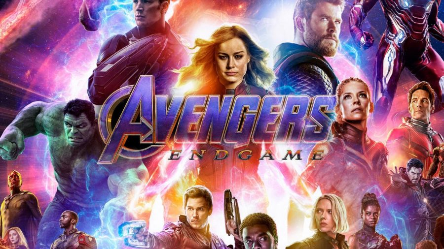Avengers%3A+Endgame+will+bring+together+all+remaining+characters+to+defeat+Thanos+and+avenge+their+fallen+friends.+