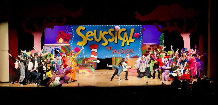 Amazing performance of Seussical ending for opening night. Even with the nerves of opening night the performance was awesome.