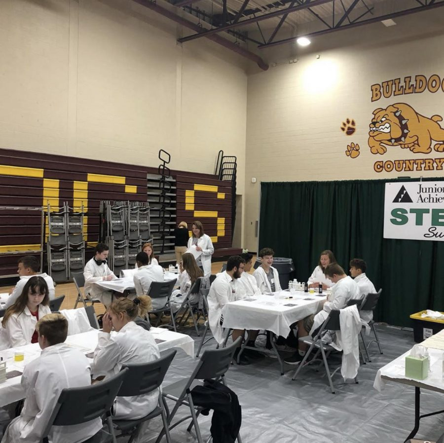 STEM day affects students' career path